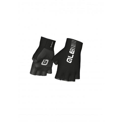 ALÉ Sunselect Crono Glove - Black/ White