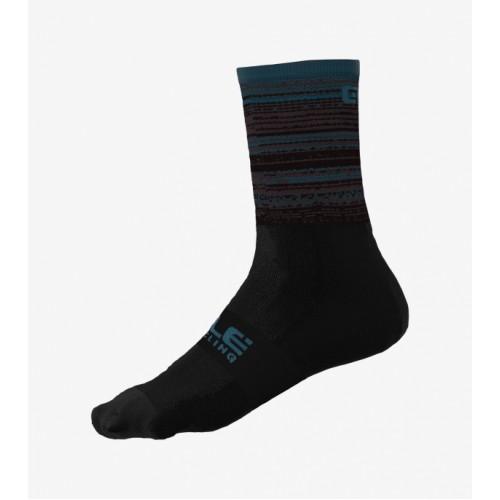 ALÉ  Scanner Socks Blue