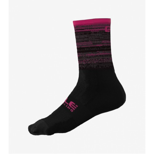 ALÉ  Scanner Socks Pink