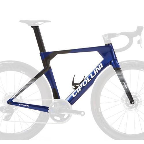 Cipollini RB1K Ad.One Frameset - Cobalt Blue/ Carbon