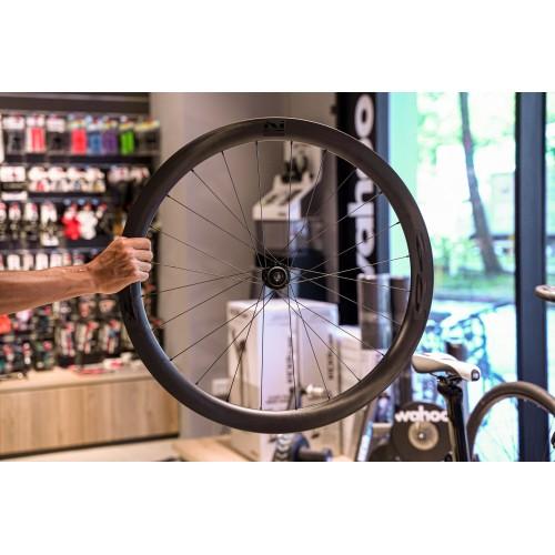 Novatec R4-C Disc Carbon Clincher Wheelset