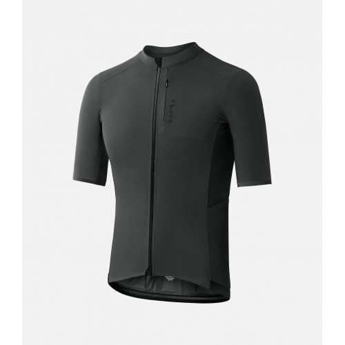 PEdALED Odyssey Jersey II - Charcoal Grey